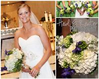 BEAUTIFUL ARTIFICIAL SILK BRIDAL BOUQUETS SILK FLOWERS FOR THE BRIDE. WWW.FORESTGLENFLOWERS.COM Forest Glen Flowers Wedding Specialits bride carrying bouquet of roses, lisianthus, hydrangea, hypericum, bling, antique cameo. Designed exclusively by Forest Glen Flowers for our bride Michelle.